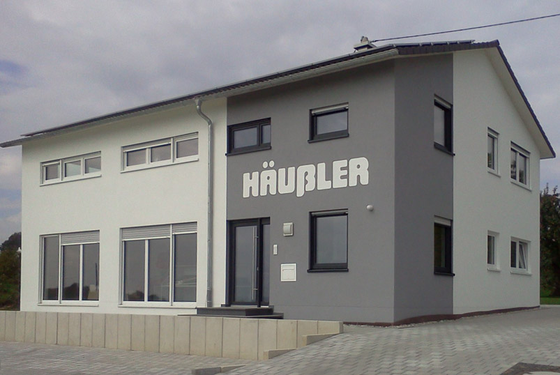 Häussler, Kundencenter