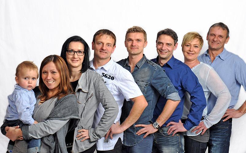 Häussler, Team