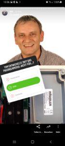 Michael Häußler - 2018 Passagenschaltung eigenes Produkt